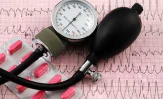 Высокое артериальное давление что делать