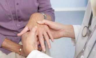 остеоартроза суставов рук