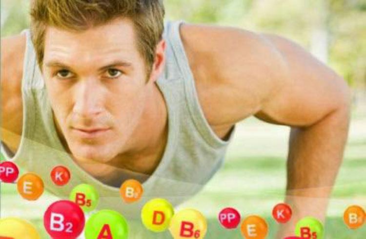 какие витамины нужны мужчине
