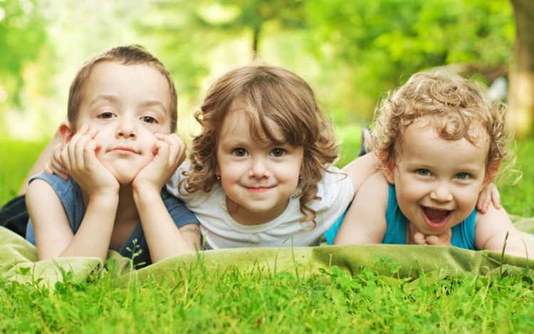 Здоровые детки