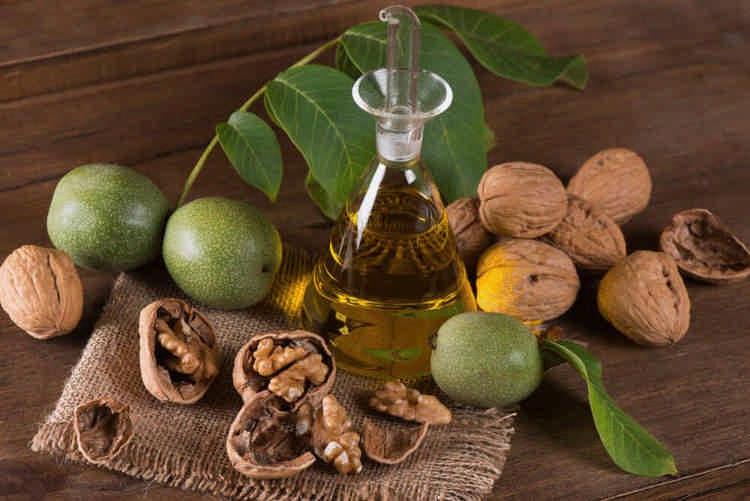 Лечение щитовидки грецкими орехами