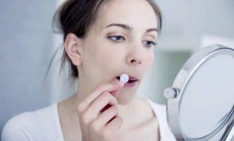 Чем лечить герпес на лице