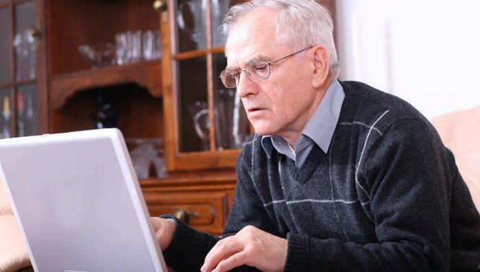 зрение мужчины после 50