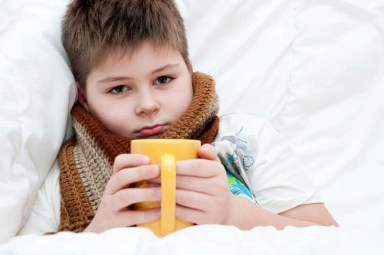 Лечение ангины у детей: что делать, если болит горло