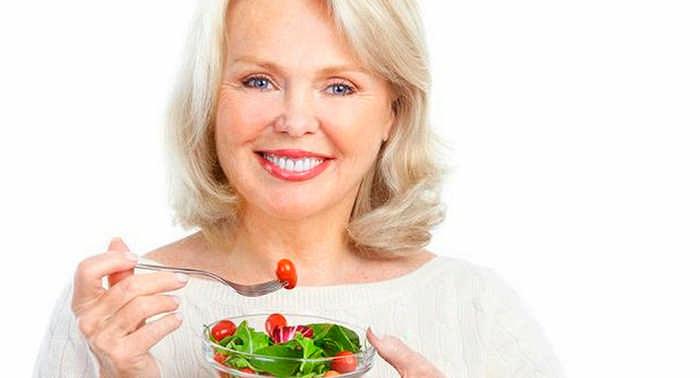 как сохранить здоровье женщине после 50 - правильное питание