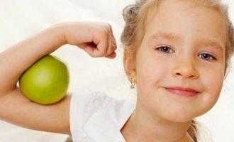 иммунитет у ребенка