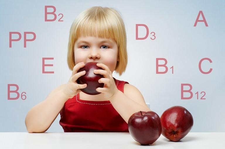 Витамины для детей от года