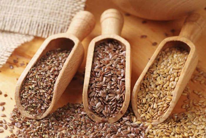 Лечение с помощью семян льна