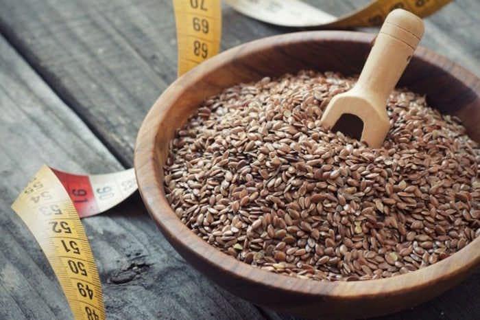Похудение с помощью семян льна