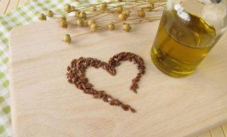 Применение семян льна в медицине и косметологии