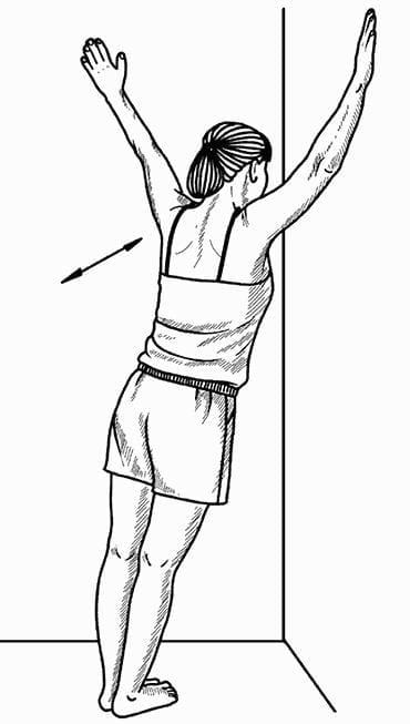 Упражнения лфк для грудного отдела позвоночника