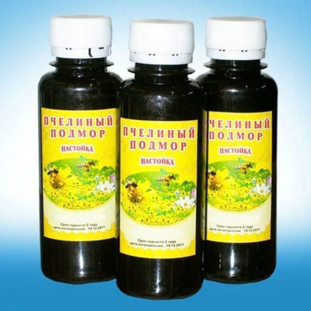 Пчелиный подмор: лечение различных заболеваний