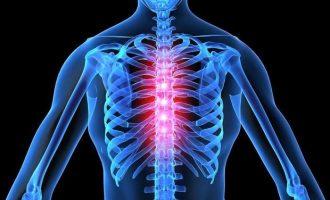 Лечение грудного остеохондроза: терапия и упражнения