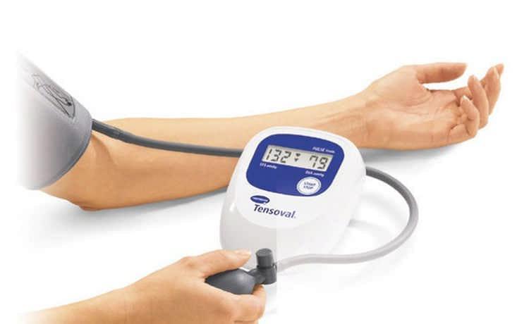 Как можно измерить давление с помощью тонометра