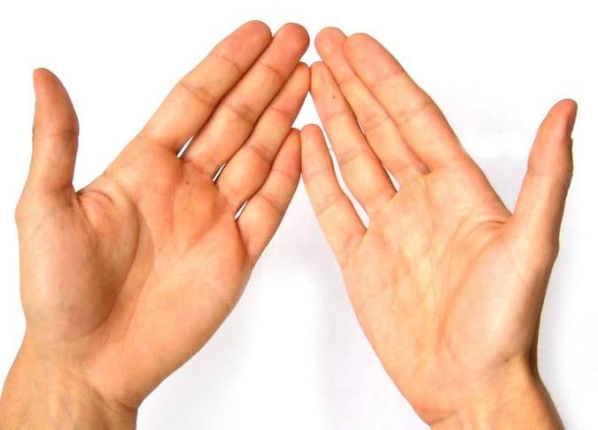 Грибок между пальцами