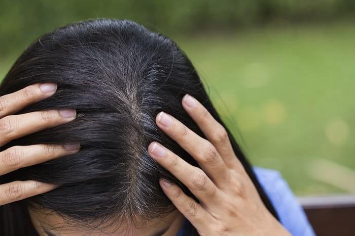 Почему седеют волосы у мужчин в 30 лет