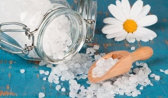 лечение солевыми повязками в гинекологии