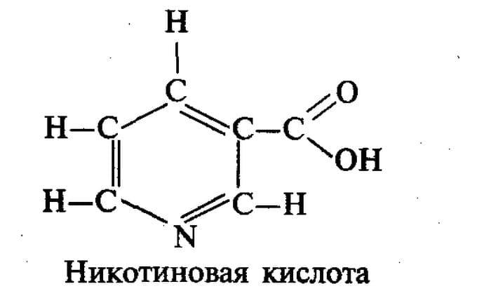 Применение никотиновой кислоты: показания и противопоказания к применению