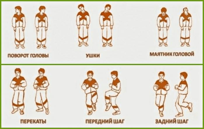 картинках в по гимнастика стрельниковой