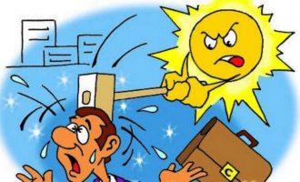Первая помощь при солнечном ударе: что можно, а чего не стоит делать