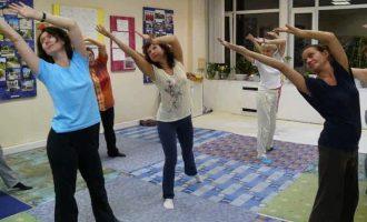 Спиральная гимнастика лечит хронические заболевания, приводит в порядок энергию и вес