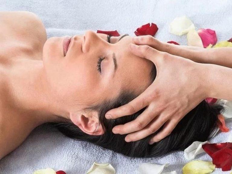 Косметический массаж в домашних условиях