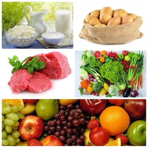 Белковая диета для похудения: основные виды диет