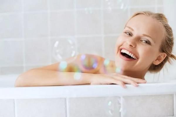 Применение скипидарных ванн