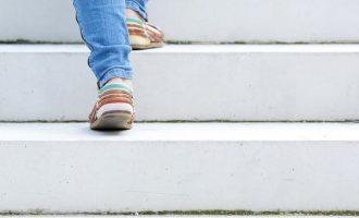 Ходьба по лестнице: идеальная тренировка