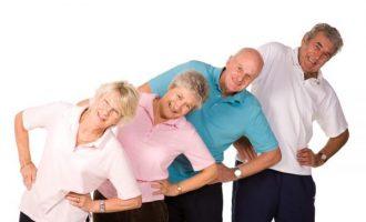 Гимнастика для пожилых: как омолодить организм