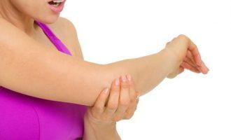 Боль в локтевом суставе: причины, симптомы, лечение