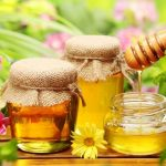 Мед на травах