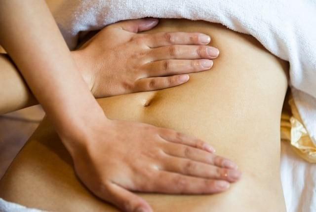 Техника выполнения массажа живота туйфу