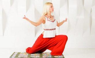 Основной комплекс славянской гимнастики для женщин