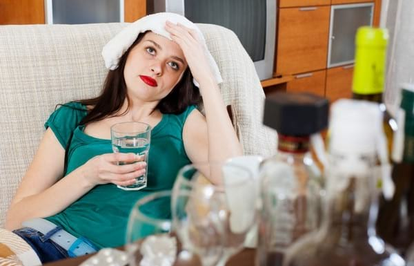 Как быстро избавиться от похмелья в домашних условиях