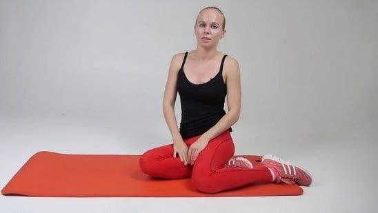 Суставная гимнастика Бониной