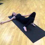 Упражнение Крокодил при болях в спине и заболеваниях позвоночника