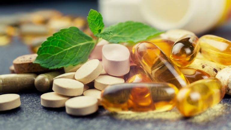 Витамины с янтарной кислотой