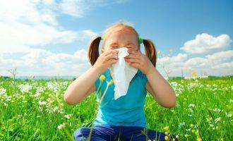 Антигистаминные препараты для детей нового поколения