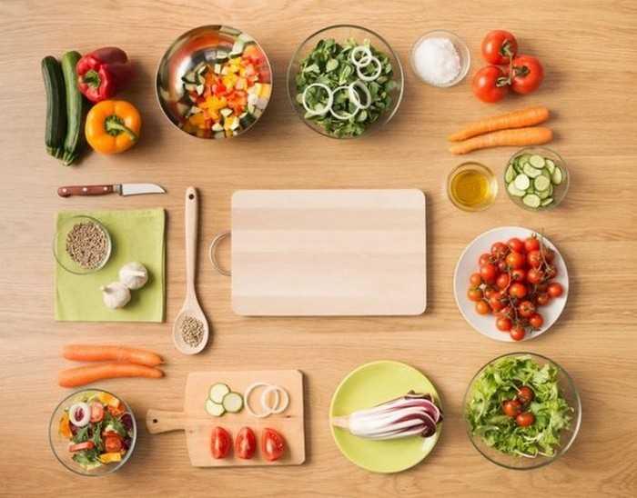 Правила питания вегетарианцев