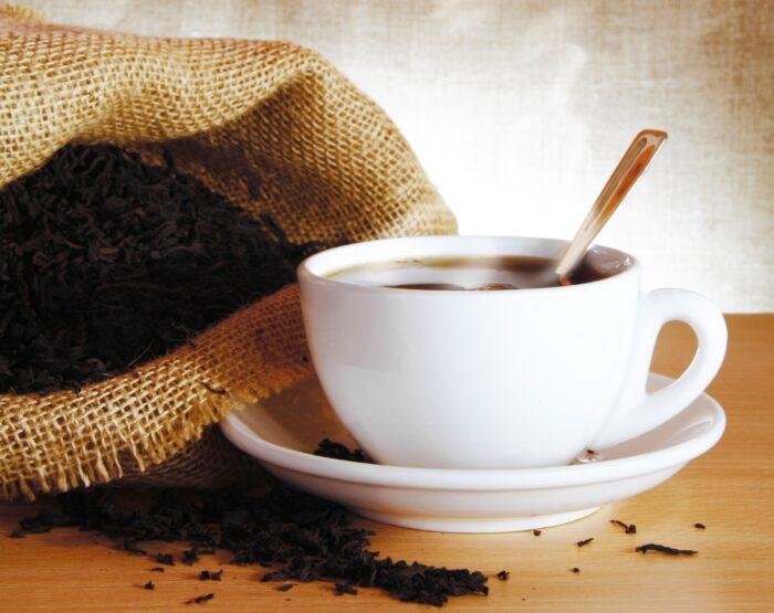 черный чай от диареи