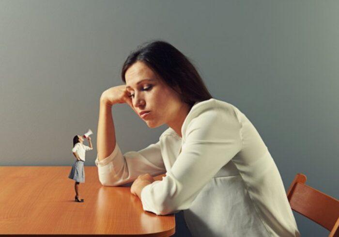 кризис у женщины