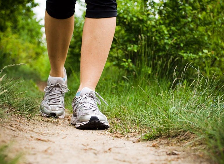 Сколько в день нужно ходить пешком, чтобы был результат