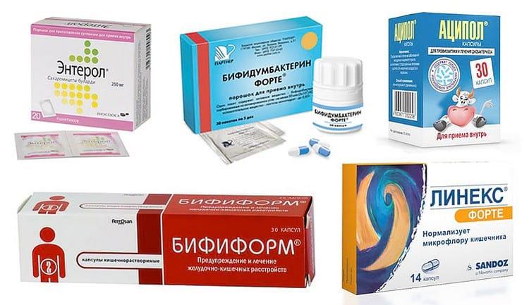Что принимать после антибиотиков для восстановления флоры кишечника