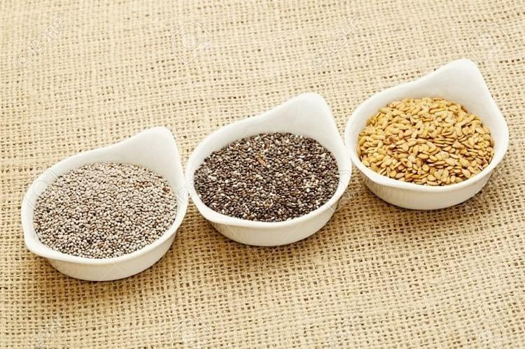 Как использовать семена льна с кефиром для очищения кишечника