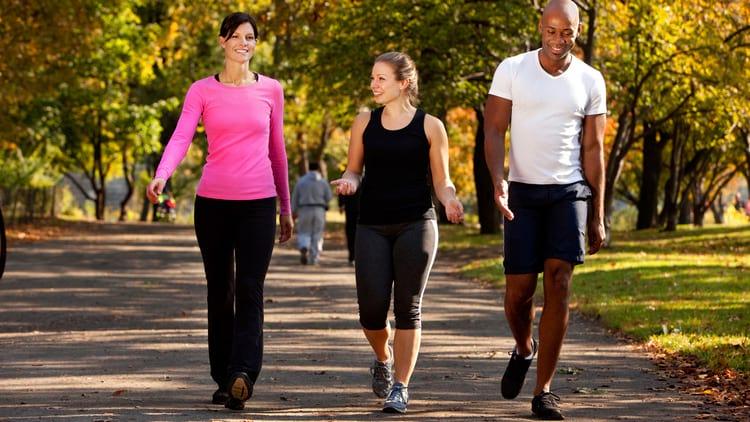 Польза ходьбы для женщин и мужчин