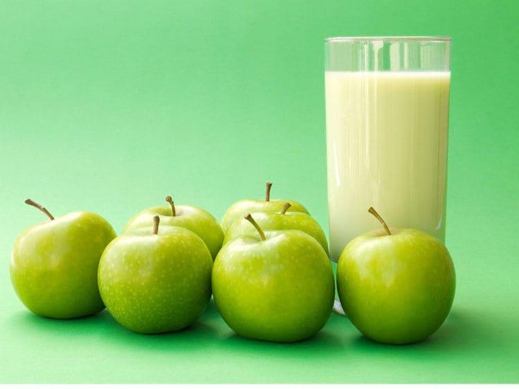 Кефирно яблочный разгрузочный день для беременных 27