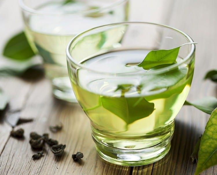 Зеленый чай при густой крови