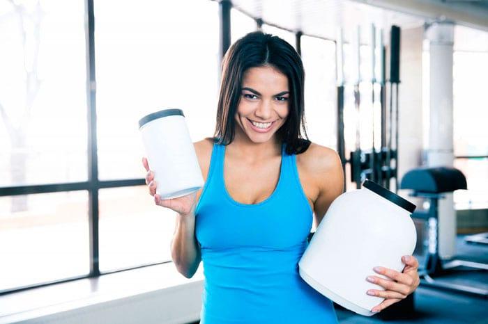 Польза протеина для женщин