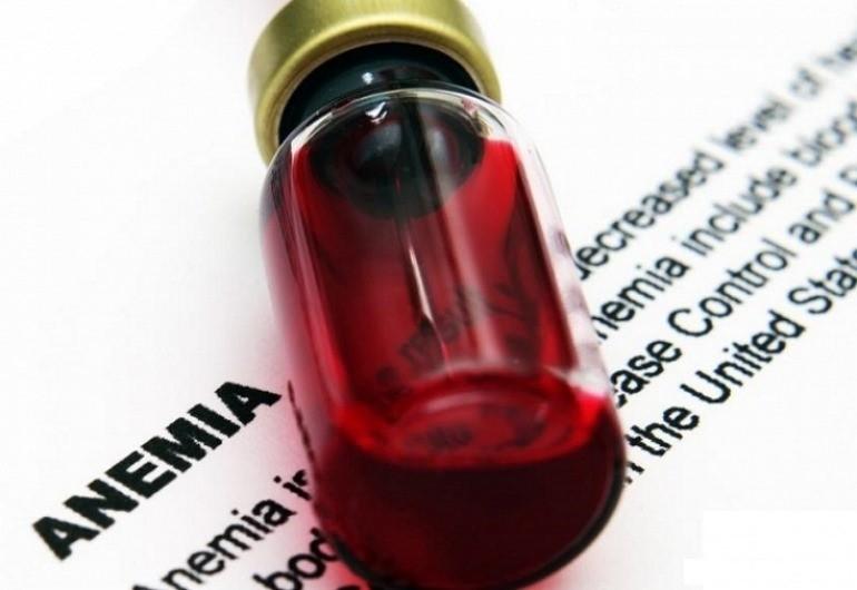 скрытая анемия при нормальном гемоглобине